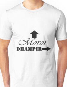 Moroi/Dhampir Unisex T-Shirt