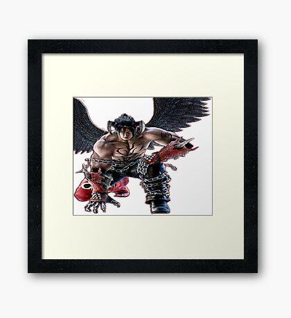 Tekken Framed Print