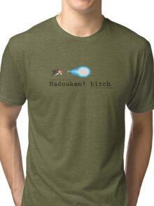 The amazing hadouken Tri-blend T-Shirt
