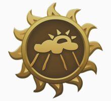 Glitch Giants emblem cosma One Piece - Short Sleeve