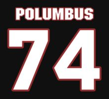 NFL Player Tyler Polumbus seventyfour 74 by imsport