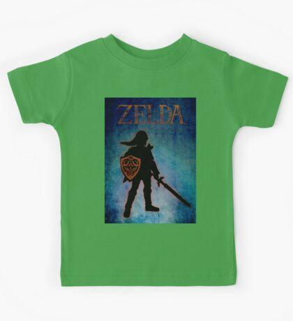 Legend of Zelda II Kids Tee