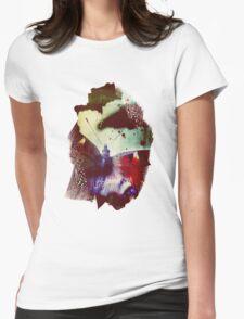 Fear of Butterflies Womens Fitted T-Shirt