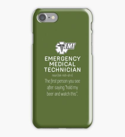Hold My Beer copy iPhone Case/Skin