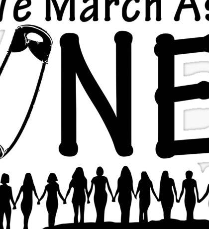 womens community Sticker