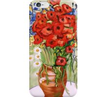 Vincent's Flowers iPhone Case/Skin