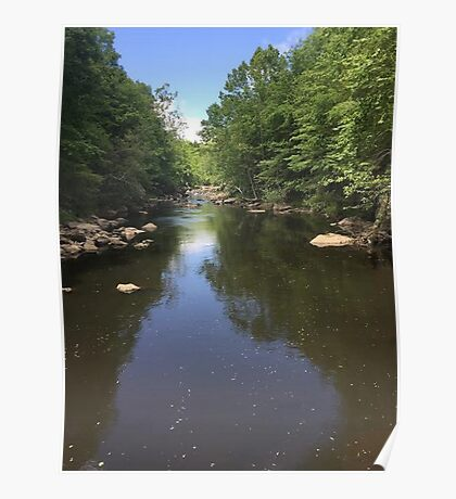 River of Nature Poster