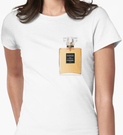 chanel H 4 Womens Fitted T-Shirt
