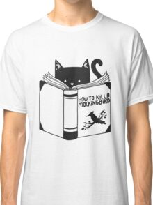 How To Kill A Mocking Bird Funny Duck Shirts Classic T-Shirt
