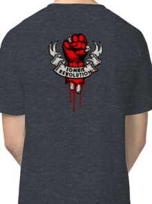 Zombie Revolution! -red- Classic T-Shirt