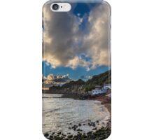 Steephill Cove Cloudscape iPhone Case/Skin