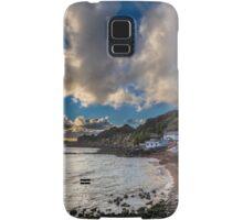Steephill Cove Cloudscape Samsung Galaxy Case/Skin
