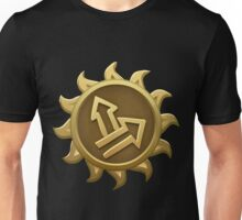 Glitch Giants emblem grendaline Unisex T-Shirt