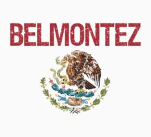 Belmontez Surname Mexican Kids Clothes