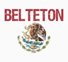 Belteton Surname Mexican Kids Clothes