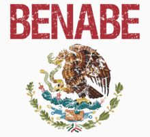 Benabe Surname Mexican Kids Clothes