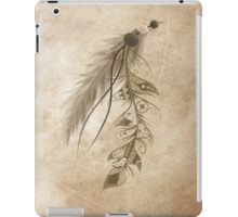 Bohemian Feather iPad Case/Skin