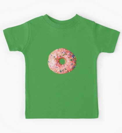 Sprinkled Donut Kids Tee