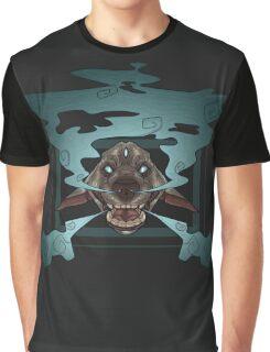 Smokey Bork (design 2) Graphic T-Shirt