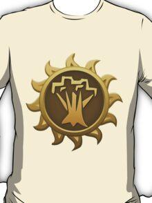 Glitch Giants emblem spriggan T-Shirt
