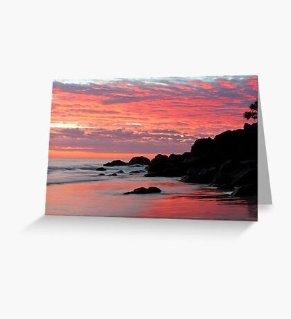 Perfume Sky Greeting Card