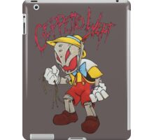 Geppetto Wept iPad Case/Skin
