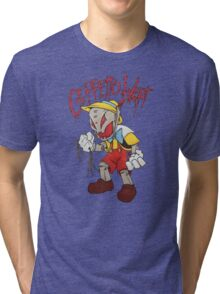 Geppetto Wept Tri-blend T-Shirt