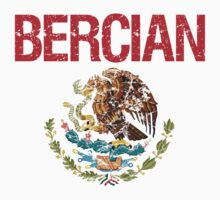 Bercian Surname Mexican Kids Clothes