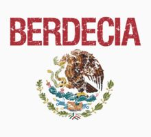 Berdecia Surname Mexican Kids Clothes