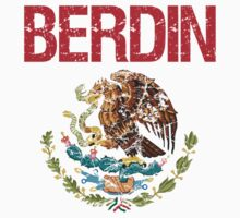 Berdin Surname Mexican Kids Clothes