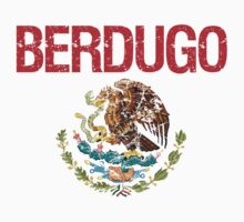 Berdugo Surname Mexican Kids Clothes