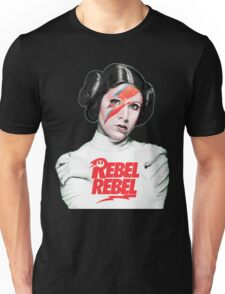 Princess Leia - Carrie Fisher - Star Wars Unisex T-Shirt