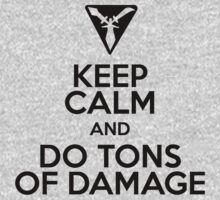 Do Tons of Damage Shirt by pharafax