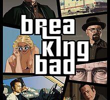 Breaking Bad GTA by alexandrevassor