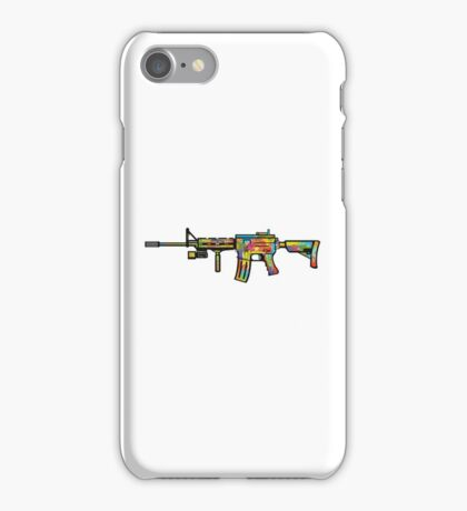 AR-15 Expression iPhone Case/Skin