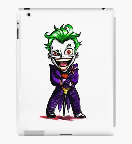 joker iPad Case/Skin