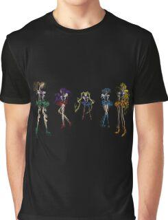 Sailor Scouts Graphic T-Shirt