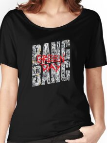 Green Day Women's Relaxed Fit T-Shirt