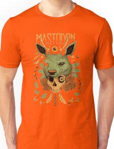 mastodon goat Unisex T-Shirt