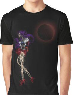 Sailor Scout Mars Graphic T-Shirt