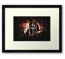 Zompocalypse Framed Print