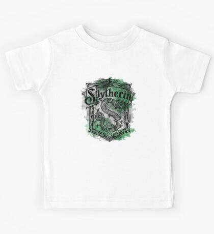 Slytherin Kids Tee