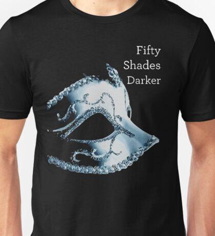 Fifty Shades Darker Mask Poster Unisex T-Shirt