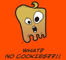 WHAT? NO COOKIES??!! Kids Tee