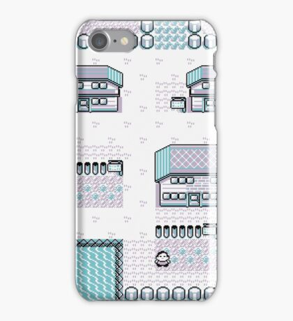 PkMn - Pallet Town iPhone Case/Skin