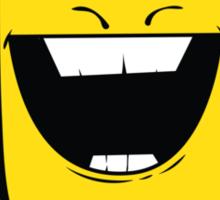 I LOVE TO LAUGH Sticker