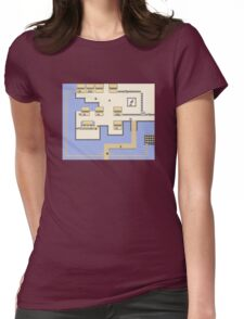 PkMn - Vermilion City Full Graphic Tee Womens Fitted T-Shirt