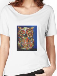 Gizmo The Owl Women's Relaxed Fit T-Shirt