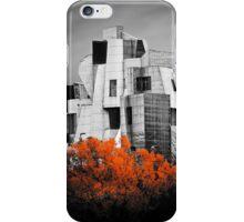 autumn at the Weisman iPhone Case/Skin
