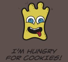 I'M HUNGRY FOR COOKIES Kids Clothes